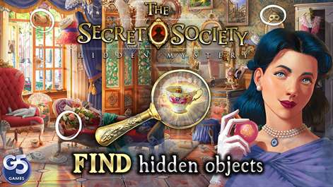 The Secret Society® - Hidden Mystery Screenshots 1