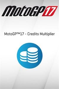 Carátula del juego MotoGP17 - Credits Multiplier