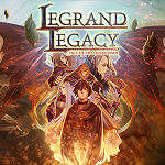 LEGRAND LEGACY: Tale of the Fatebounds Logo