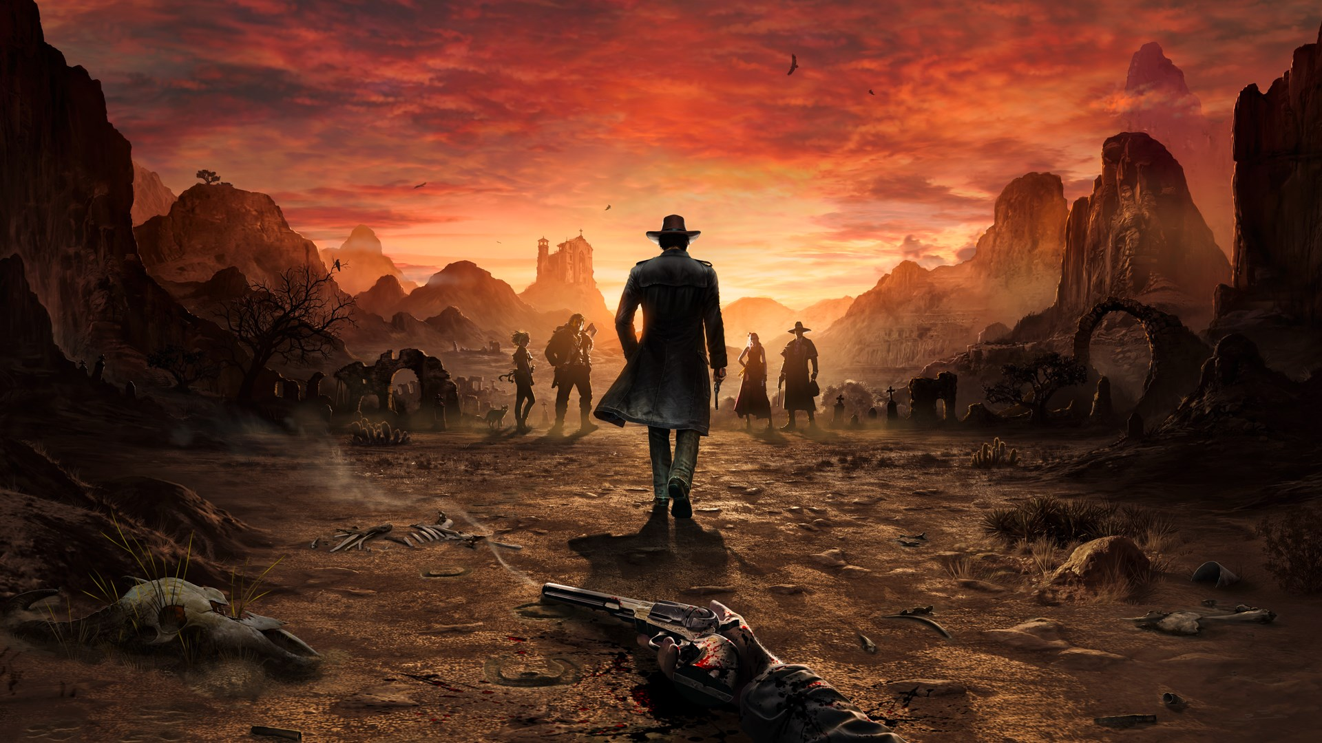 Buy Desperados III - Microsoft Store en-IN