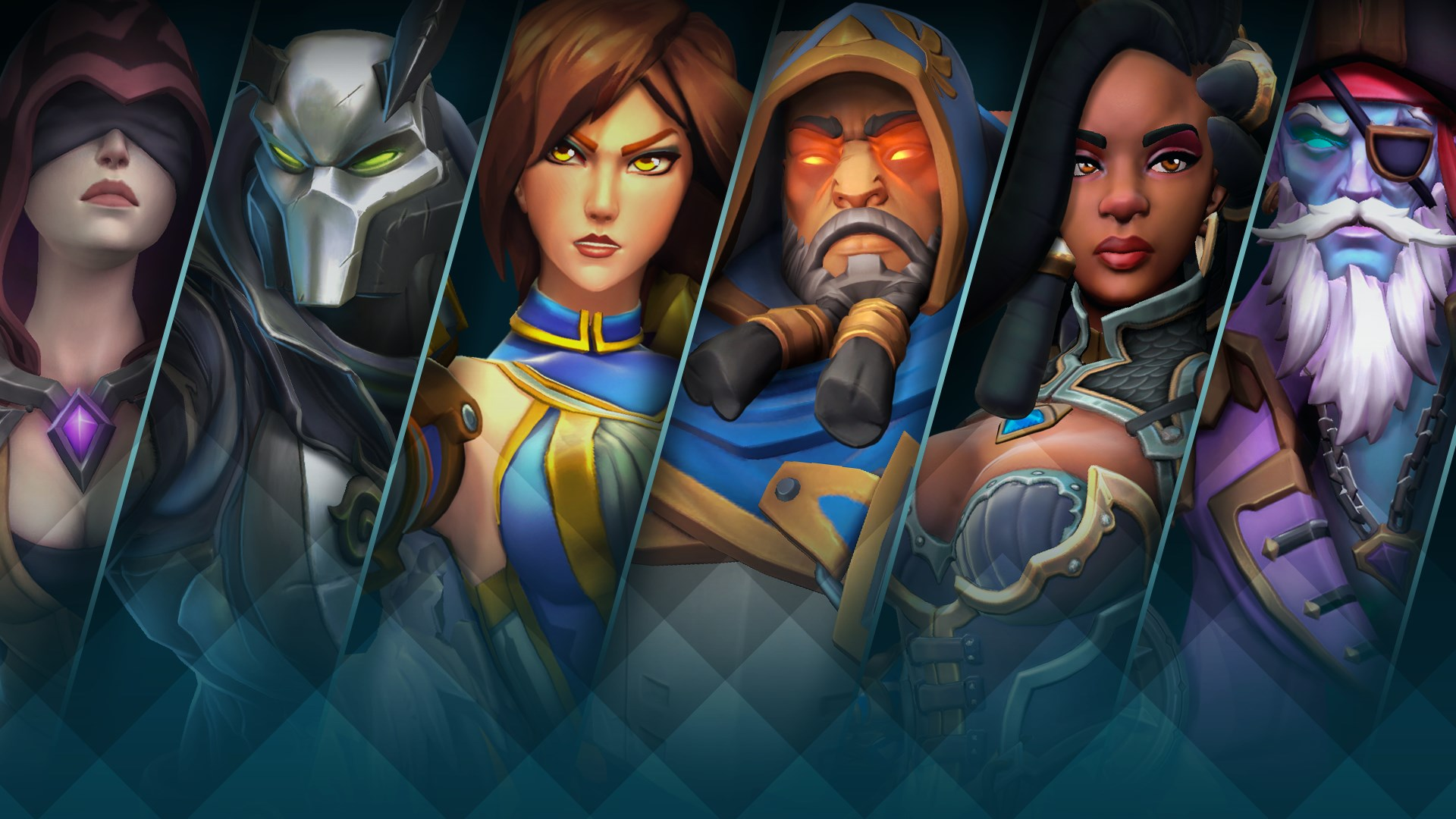 Buy Paladins Champions Pack - Microsoft Store en-GB