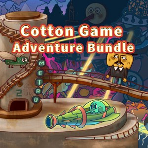 Cotton Games Adventure Bundle Xbox One