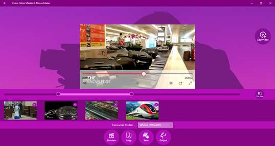 Video Editor Master & Movie Maker screenshot 4