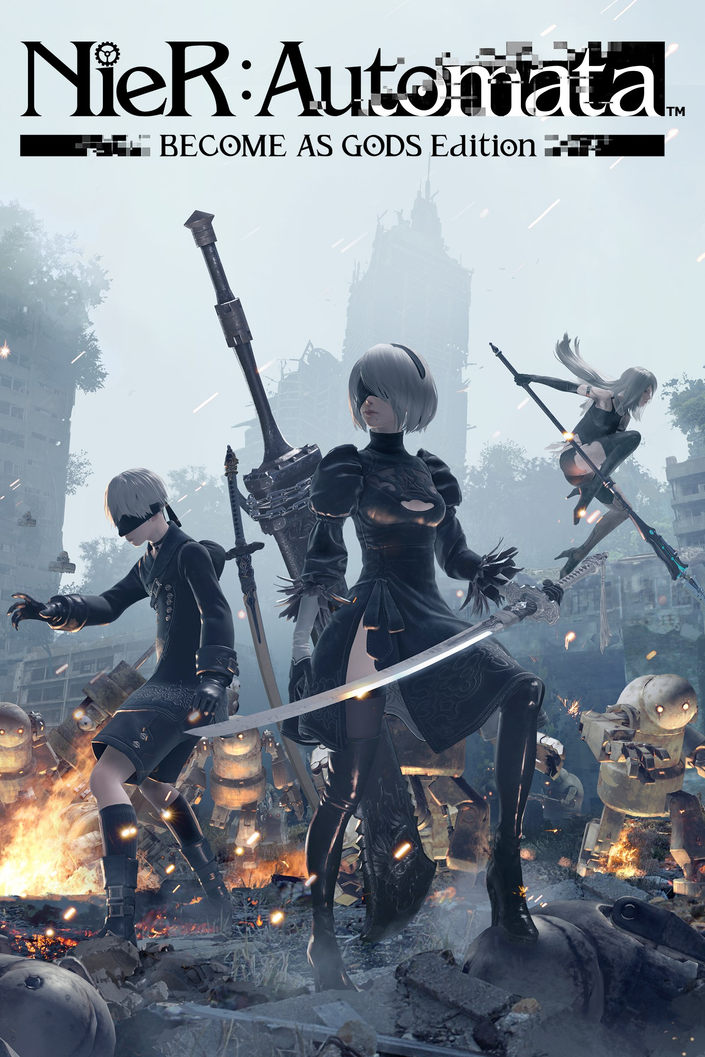Buy Nier Automata Become As Gods Edition Microsoft Store
