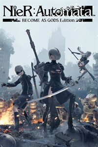 Carátula del juego NieR:Automata BECOME AS GODS Edition