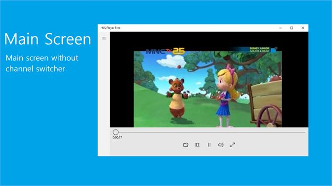 Get HLS Player Free - Microsoft Store