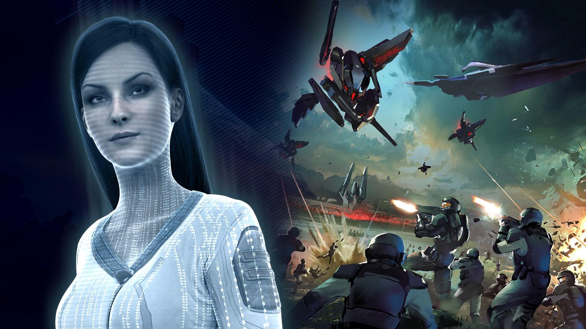 Halo Wars 2: Serina & Spearbreaker Bundle