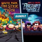 Bundle: South Park™ : The Stick of Truth™ + The Fractured but Whole™ Logo