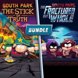 Conjunto: South Park™: The Stick of Truth™ + The Fractured but Whole™ Xbox One