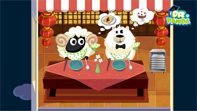 doctor panda restaurant