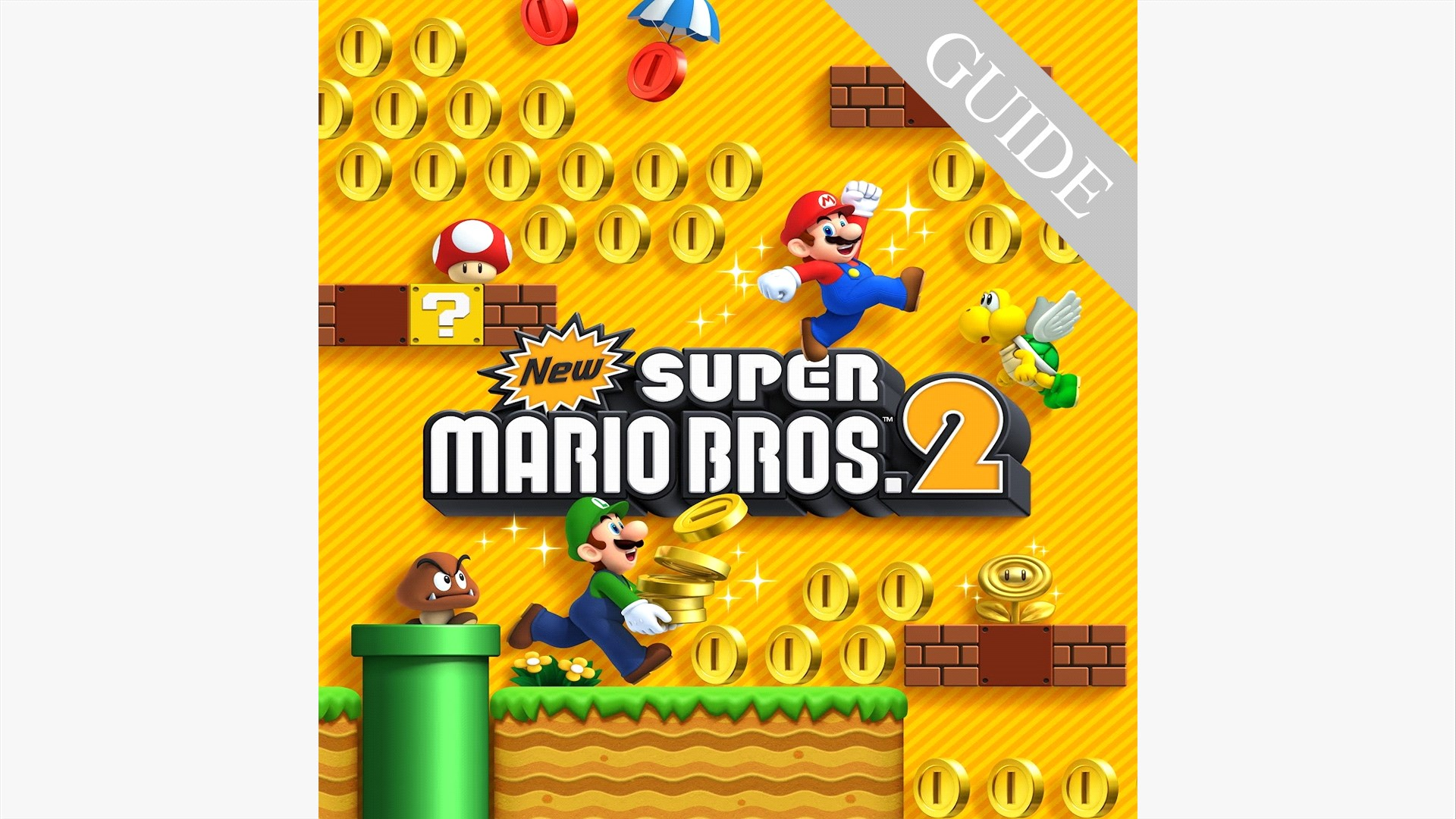 Buy New Super Mario Bros 2 Guide App Microsoft Store