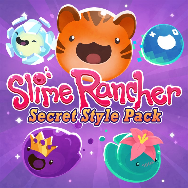 Slime Rancher Secret Style Pack DLC