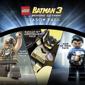 LEGO Batman 3 Season Pass Xbox One