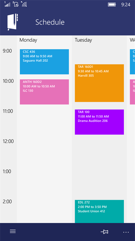 Power Planner Windows Apps on Microsoft Store – Microsoft Weekly Planner