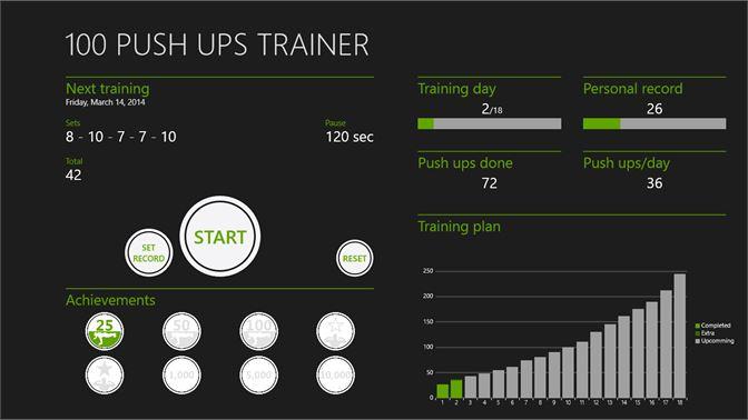 Buy 100 Push Ups Trainer - Microsoft Store