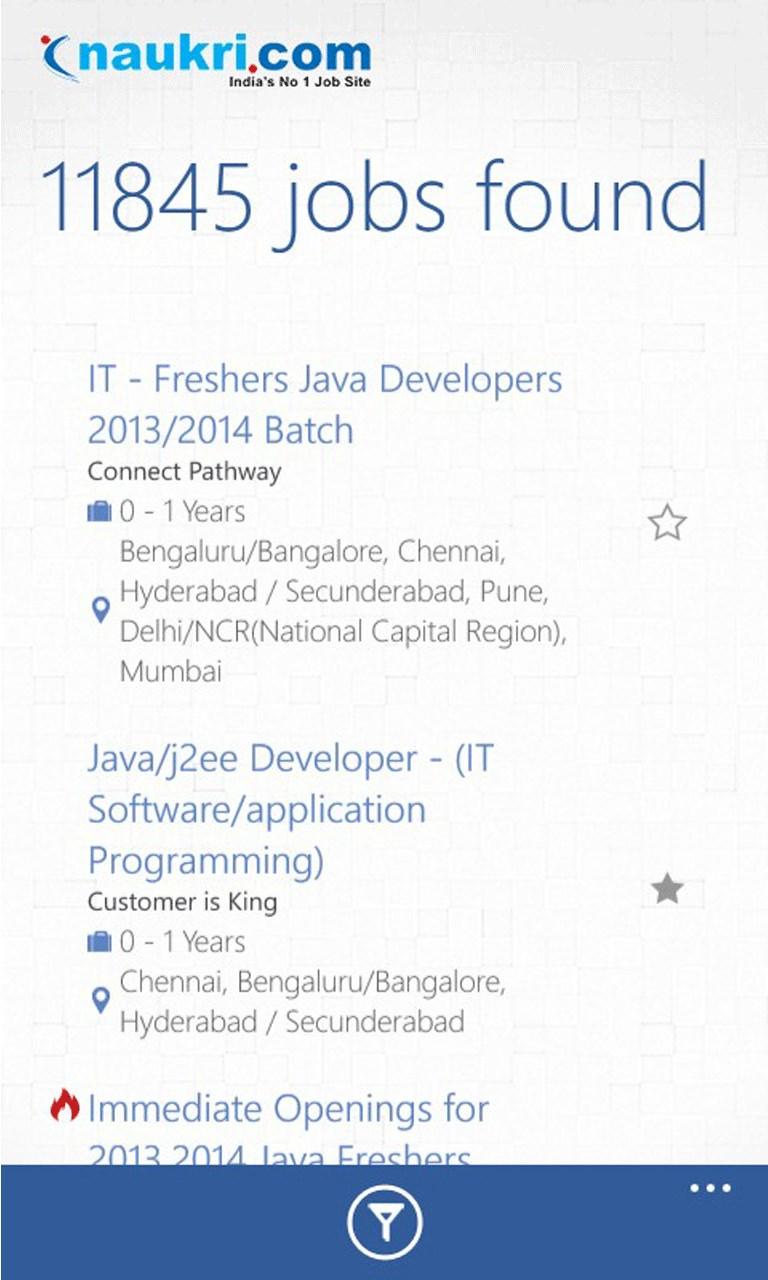 Naukri.com Jobsearch