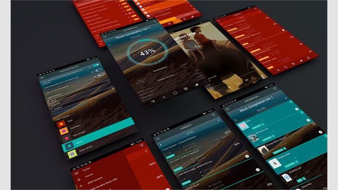Get Torrex Lite - Torrent Downloader - Microsoft Store
