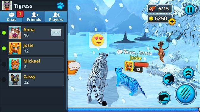 Get White Tiger Family Sim Online - Microsoft Store en-CA