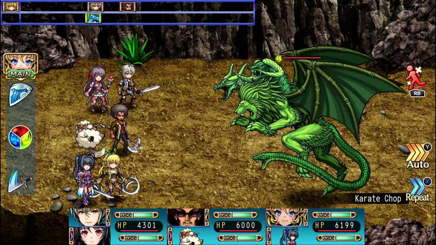 Fernz Gate Screenshot