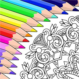 Get Coloring Book Draw Mandala