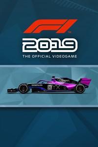 F1® 2019 WS: Car Livery 'XXY - Ident'