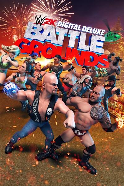 WWE 2K Battlegrounds Digital Deluxe Edition Pre-Order