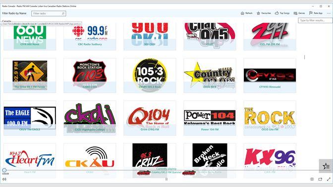 Comprar Radio Canada - Radio FM AM Canada: Listen live Canadian