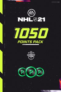NHL™ 21 1050 Points Pack