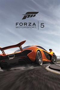 Carátula del juego Forza Motorsport 5