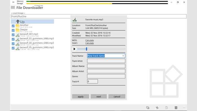 ซื้อ File Downloader Pro - Microsoft Store th-TH