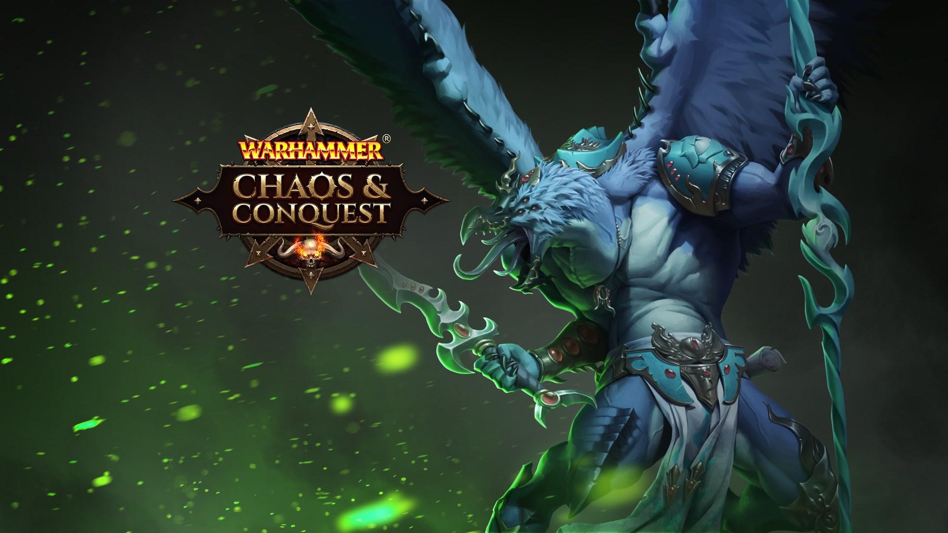 warhammer: chaos & conques
