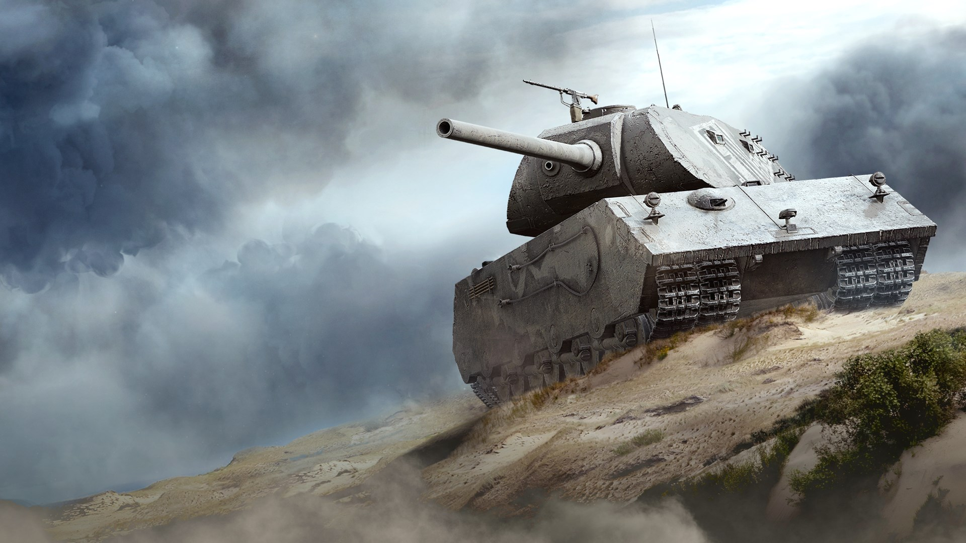 World of Tanks - Mauerbrecher Ultimate