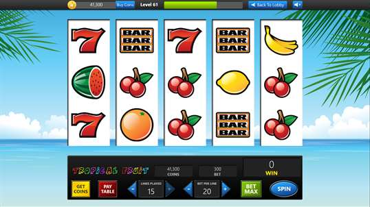 Slot Machine App For Windows Phone