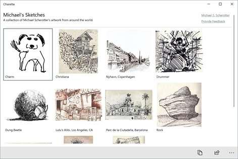 Charette Screenshots 1