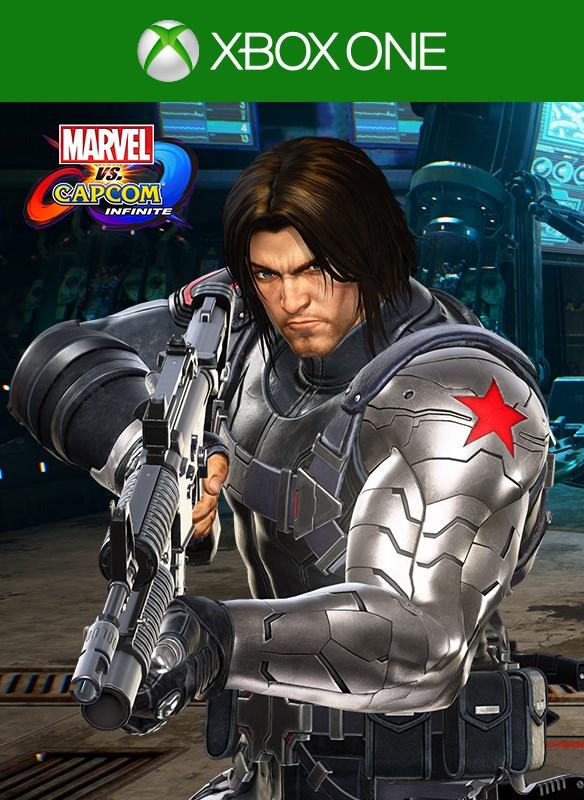 Marvel vs. Capcom: Infinite - Winter Soldier