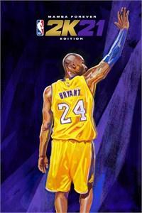Pacote NBA 2K21 Next Generation Mamba Forever Edition