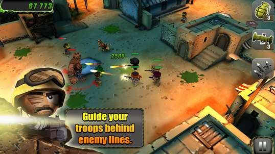 Tiny Troopers screenshot 3