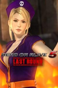 Carátula del juego DEAD OR ALIVE 5 Last Round Sarah Halloween Costume 2014