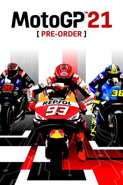 MotoGP™21 - Xbox Series X|S - Pre-order