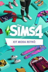 The Sims™ 4 Kit Moda Retrô