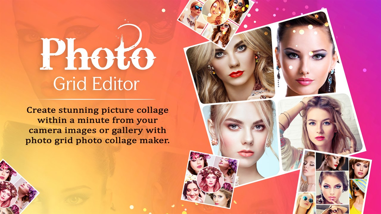 Get Photo Grid - Photo Collage - Microsoft Store