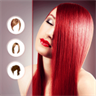 Hair Style Salon & Color Changing Booth