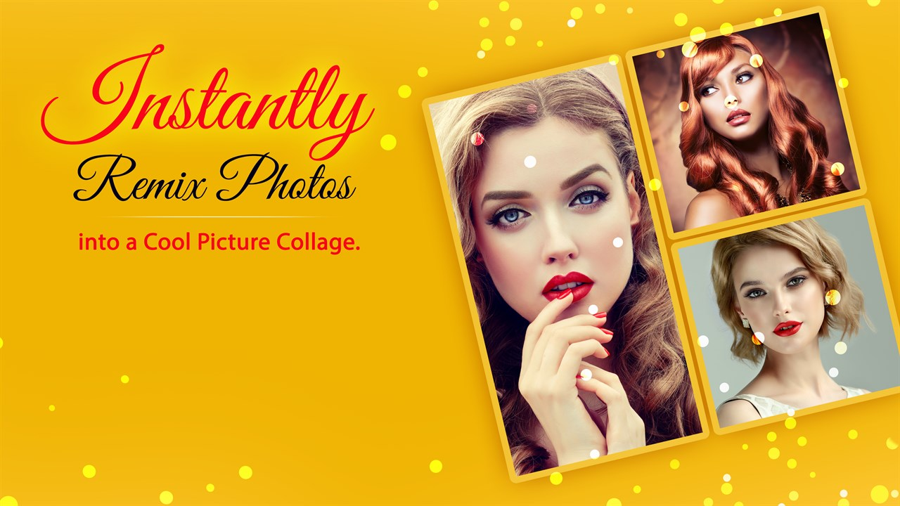 Get PIP Collage Maker with Photo Editor & Grid Photo - Microsoft Store