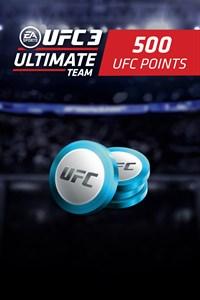 EA SPORTS™ UFC® 3 - 500 ОЧКОВ UFC