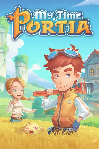 My Time at Portia Pre-Order