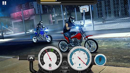 Top Bike: Real Racing Speed & Best Moto Drag Racer screenshot 9