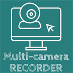 Multi Camera Recorder Logo