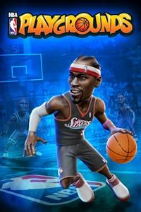 Carátula del juego NBA Playgrounds