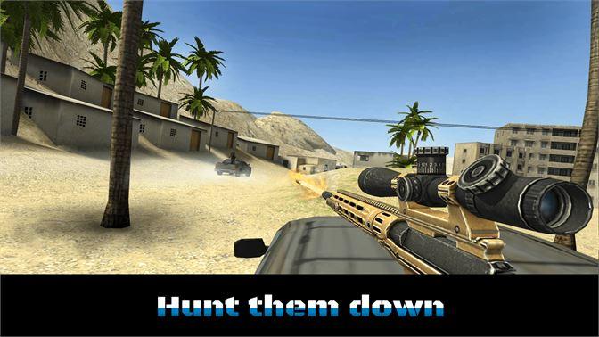 Get Sniper Ops 3D Shooter - Top Sniper Shooting Game
