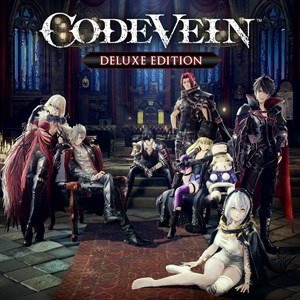 CODE VEIN Deluxe Edition Pre-Order Bundle Xbox One